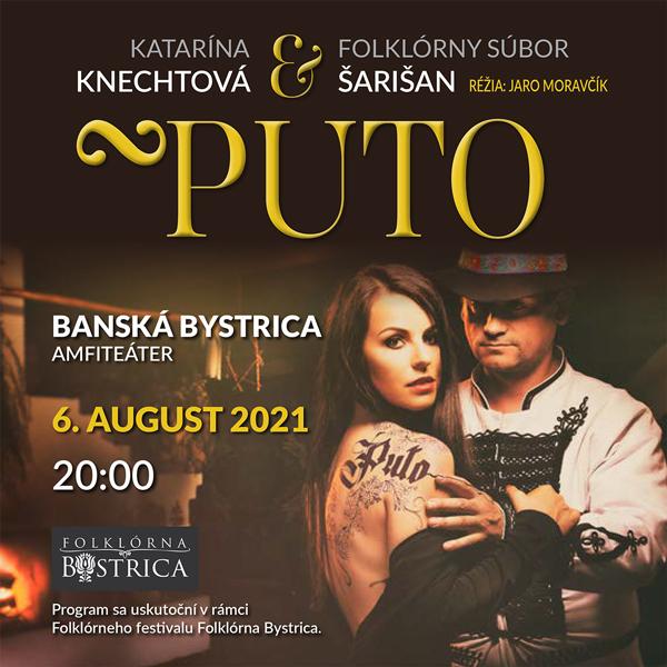 KATARÍNA KNECHTOVÁ a Folklórny súbor ŠARIŠAN-PUTO