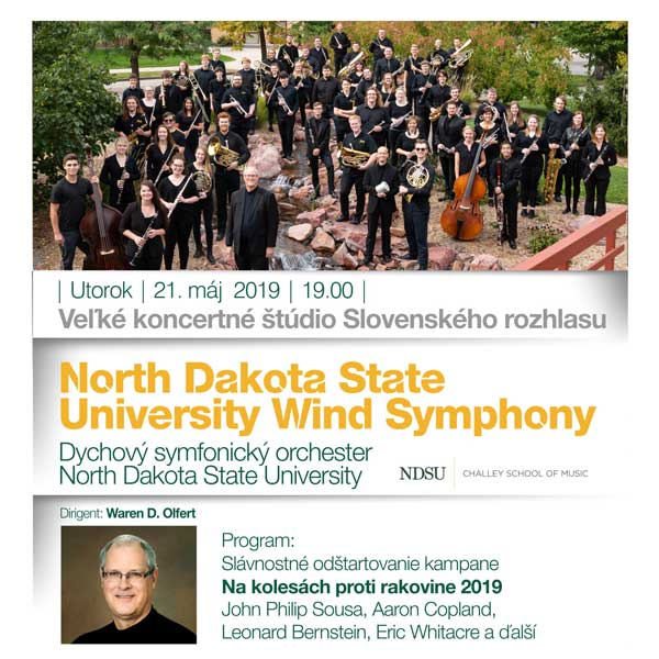 North Dakota State University Wind Symphony