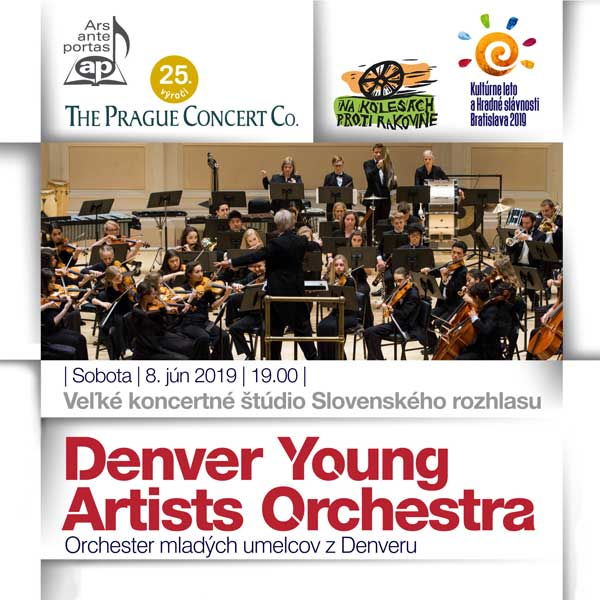 The Denver Young Artists Orchestra