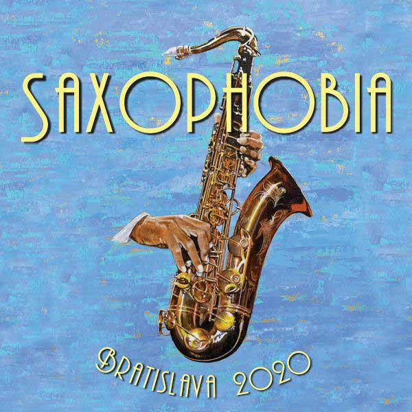 SAXOPHOBIA: Koncert 60-členného saxofónového orch.