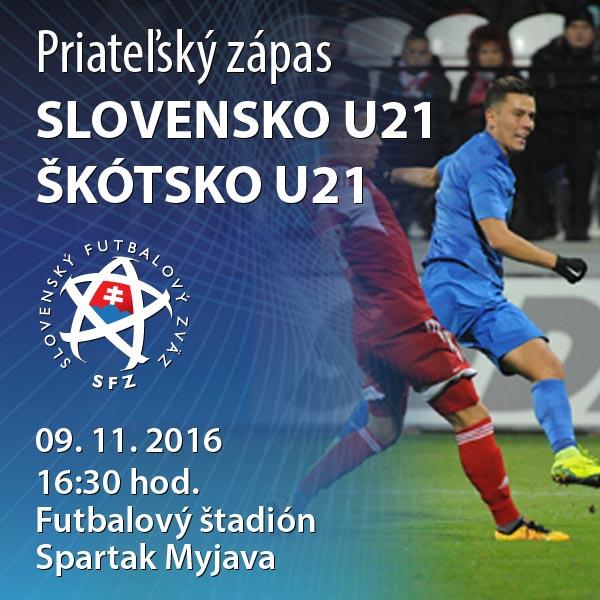 SLOVENSKO - ŠKÓTSKO