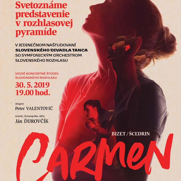 Rodion Ščedrin: Carmen