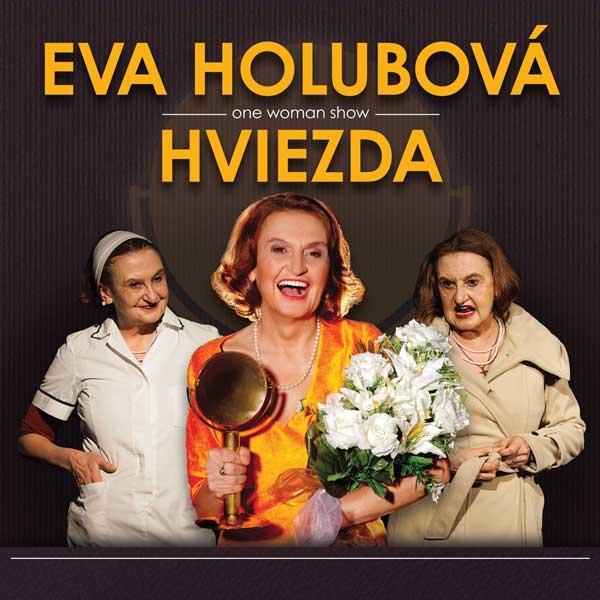 Eva Holubová: Hviezda
