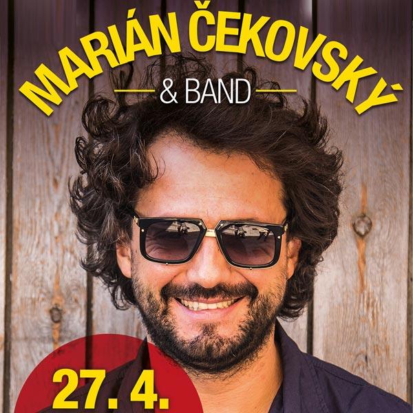 Marián Čekovský & Band