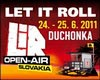 Let it Roll Open Air Slovakia