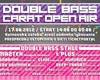 Double Bass & Carat Open Air