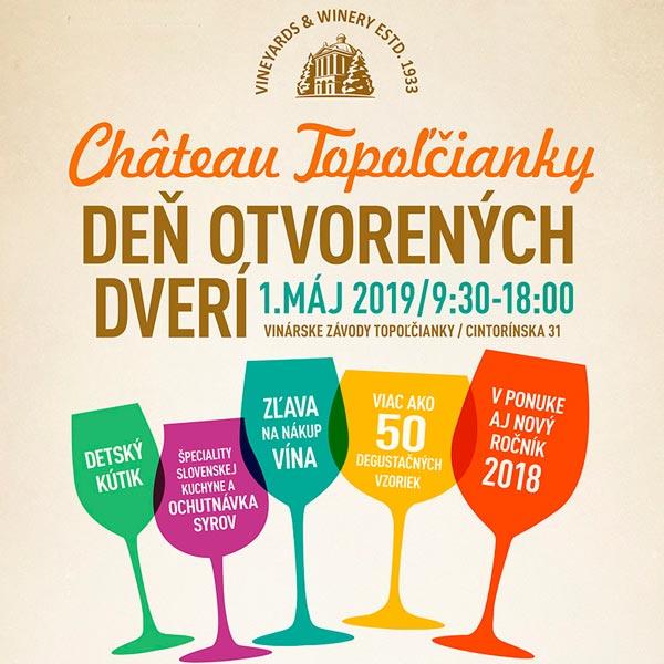 Deň otvorených dverí v Château Topoľčianky