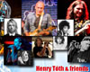HENRY TÓTH uvádza: Koncert For The Forever 27 Club