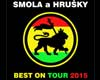 SMOLA A HRUŠKY - BEST ON TOUR 2015
