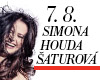 SIMONA HOUDA-ŠATUROVÁ: DECADE