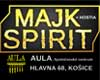 Majk Spirit - Aula Košice