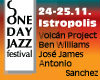 ONE DAY JAZZ FESTIVAL JESEŇ 2015