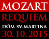 MOZART REQUIEM - Bratislava Mozart Festival 2015
