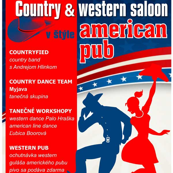 COUNTRY & WESTERN SALOON