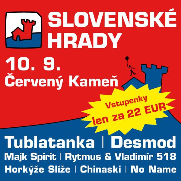 SLOVENSKÉ HRADY - letný kultúrny festival  666bf1db718