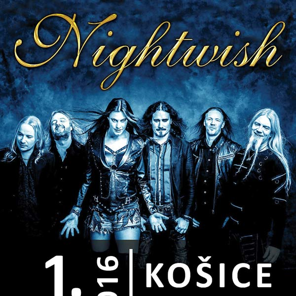 NIGHTWISH + ALMANAC (Victor Smolski) + hostia