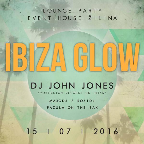 IBIZA GLOW LOUNGE PARTY
