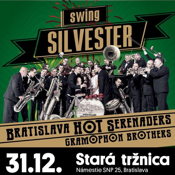 Swing Silvester / Bratislava Hot Serenaders