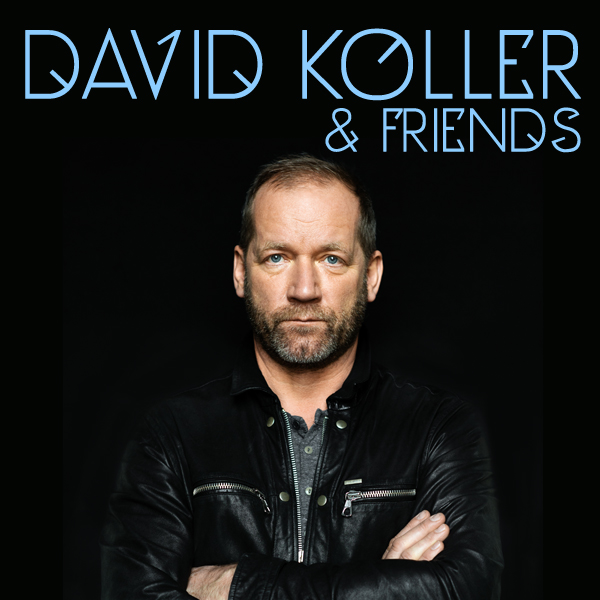 David Koller & Friends tour 2017