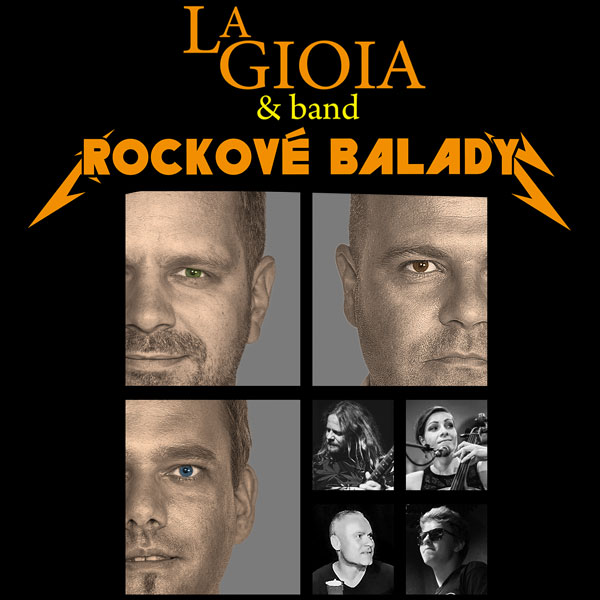 La Gioia & Band: Rockové balady