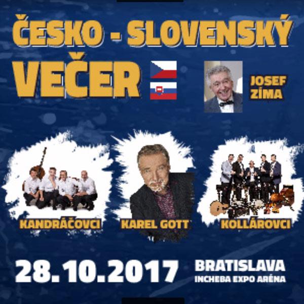 Česko-slovenský večer