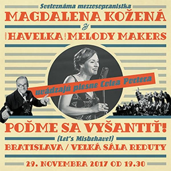 MAGDALENA KOŽENÁ & O. Havelka a jeho Melody Makers