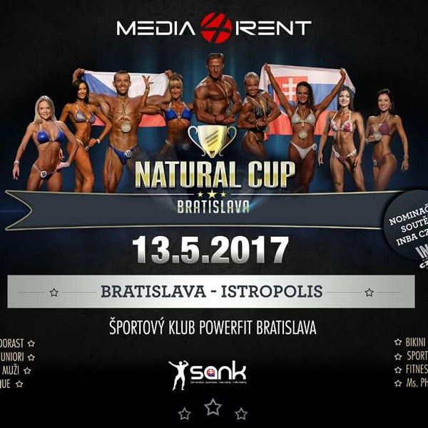 2. ročník MEDIA4RENT Natural Cup