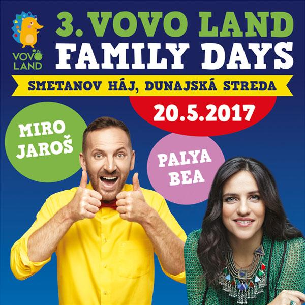 III. VOVO LAND FAMILY DAYS