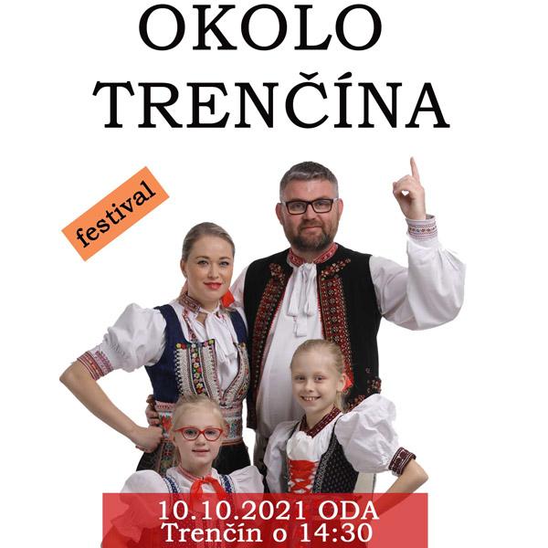 OKOLO TRENČÍNA festival dychových hudieb