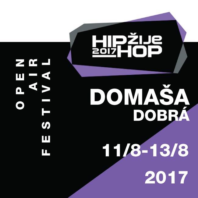 HIP HOP ŽIJE DOMAŠA 2017