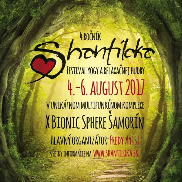 4. ročník Shantiloka 2017