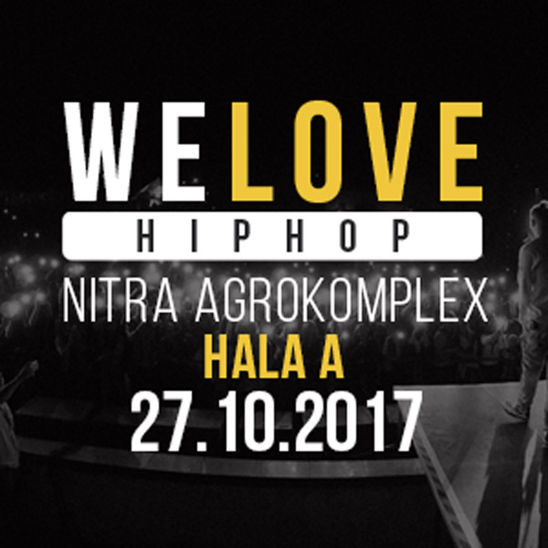 We love HIP HOP
