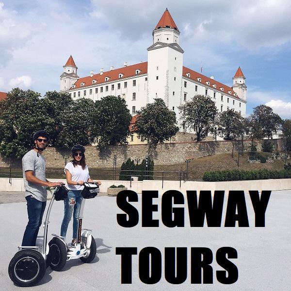 Segwayom po Bratislave