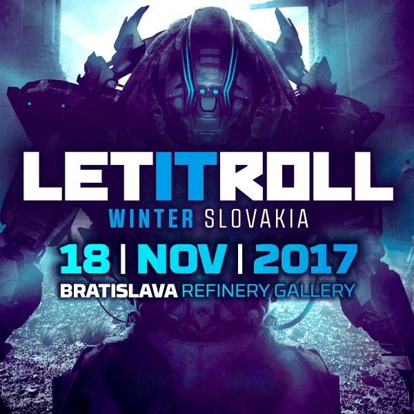 LET IT ROLL WINTER Slovakia 2017