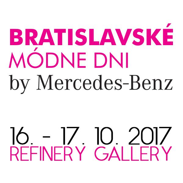 Bratislavské módne dni by Mercedes-Benz JZ17