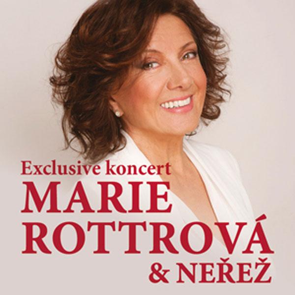 Marie Rottrová & Neřež, exkluzívna tour 2017