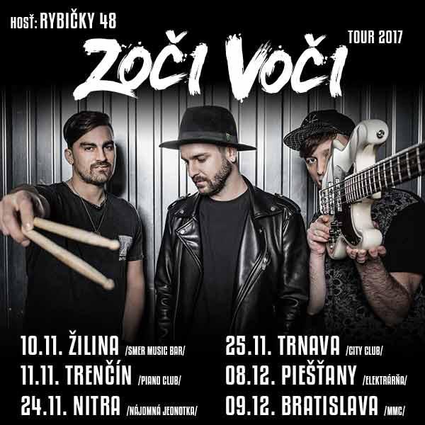 Zoči Voči tour 2017