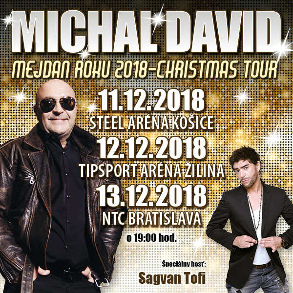 Mejdan Roku 2018 - Michal David