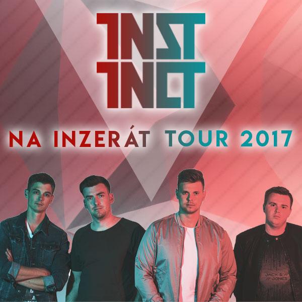 INSTINCT - Na inzerát TOUR 2017