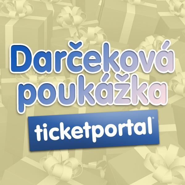 Darčeková poukážka Ticketportal 2018