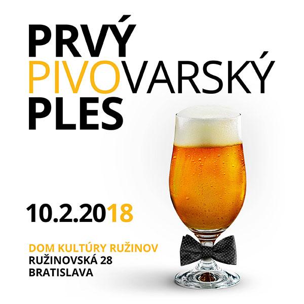 Prvý Pivovarský Ples
