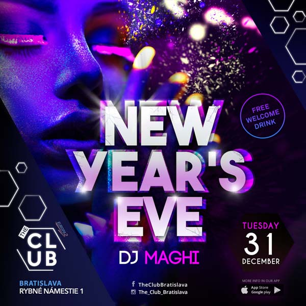 The Club New Year´s Eve