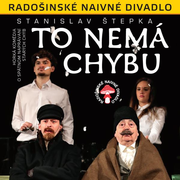 Stanislav Štepka: To nemá chybu