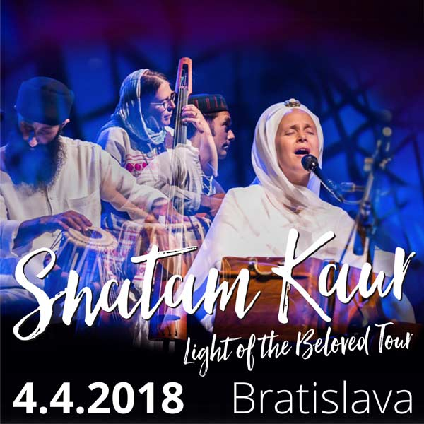 Snatam Kaur / Light of the Beloved Tour