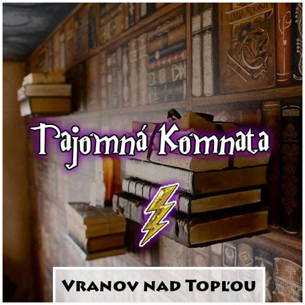 Escape room Tajomná komnata