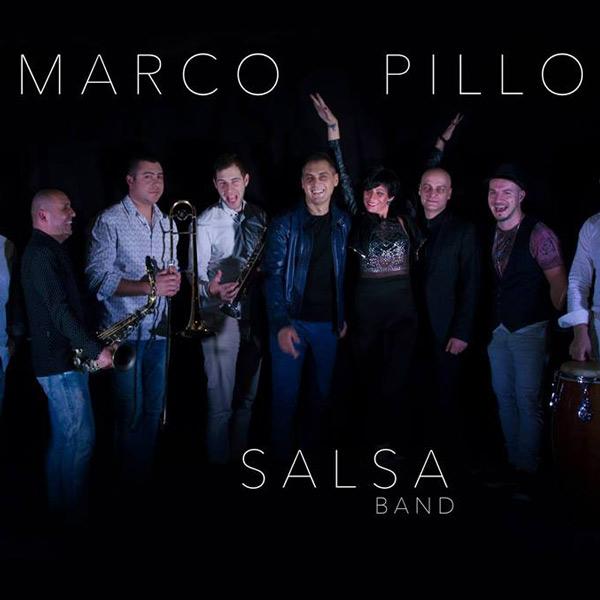 Latino party - Marco Pillo Salsa Band