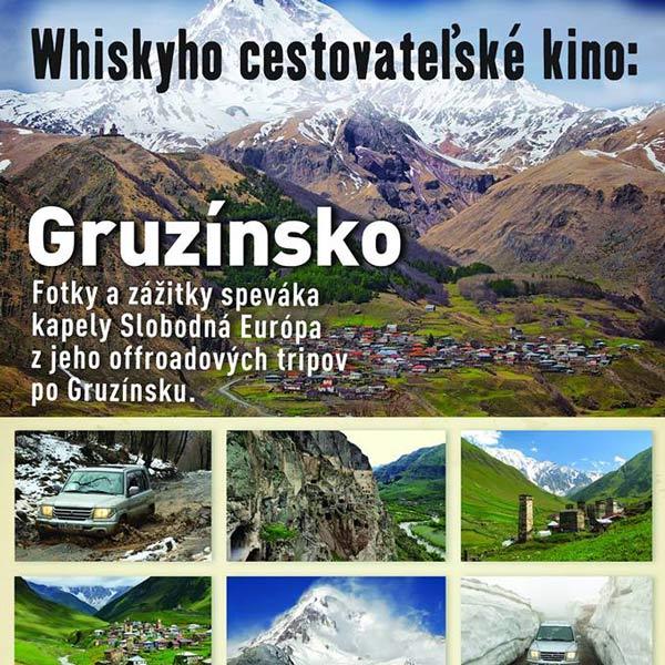 Whiskyho cestovateľské kino: Gruzínsko