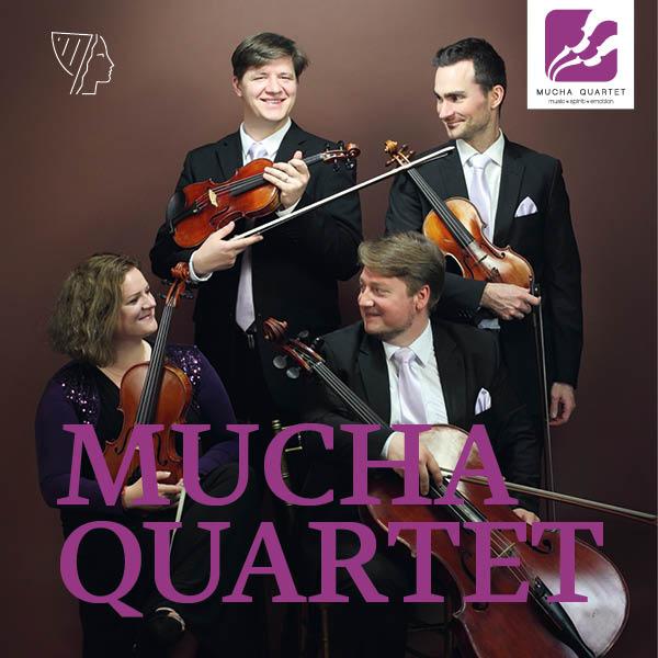 Jarný koncert Mucha Quartet