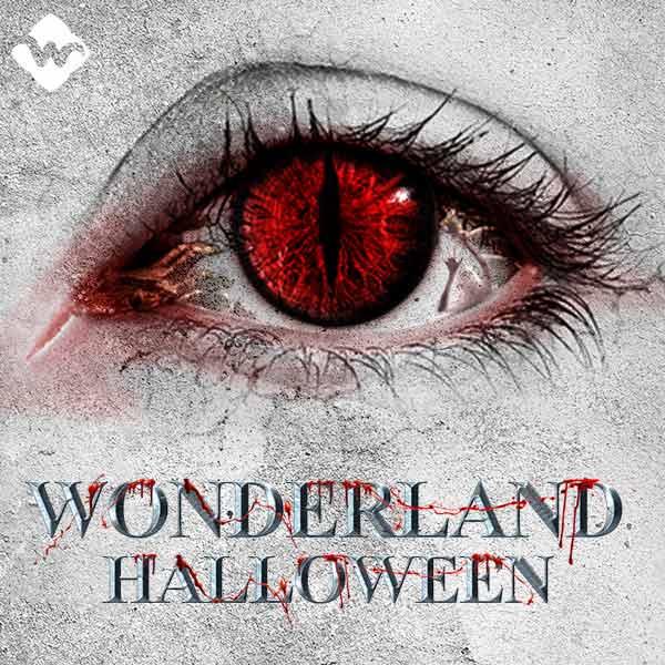 Wonderland Halloween 2018