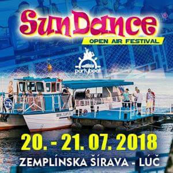 SunDance PartyBoat